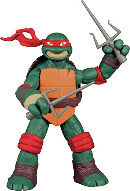 Amazon Com Teenage Mutant Ninja Turtles Raphael Toys Games