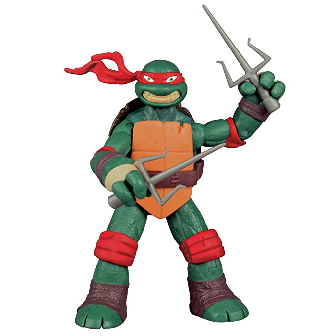 Amazon.com: Teenage Mutant Ninja Turtles Raphael: Toys & Games