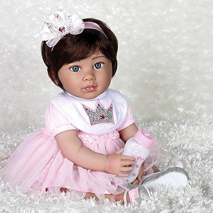 Amazon.com  Paradise Galleries Reborn Princess Mexican Baby Doll ... b6b00cab5cf
