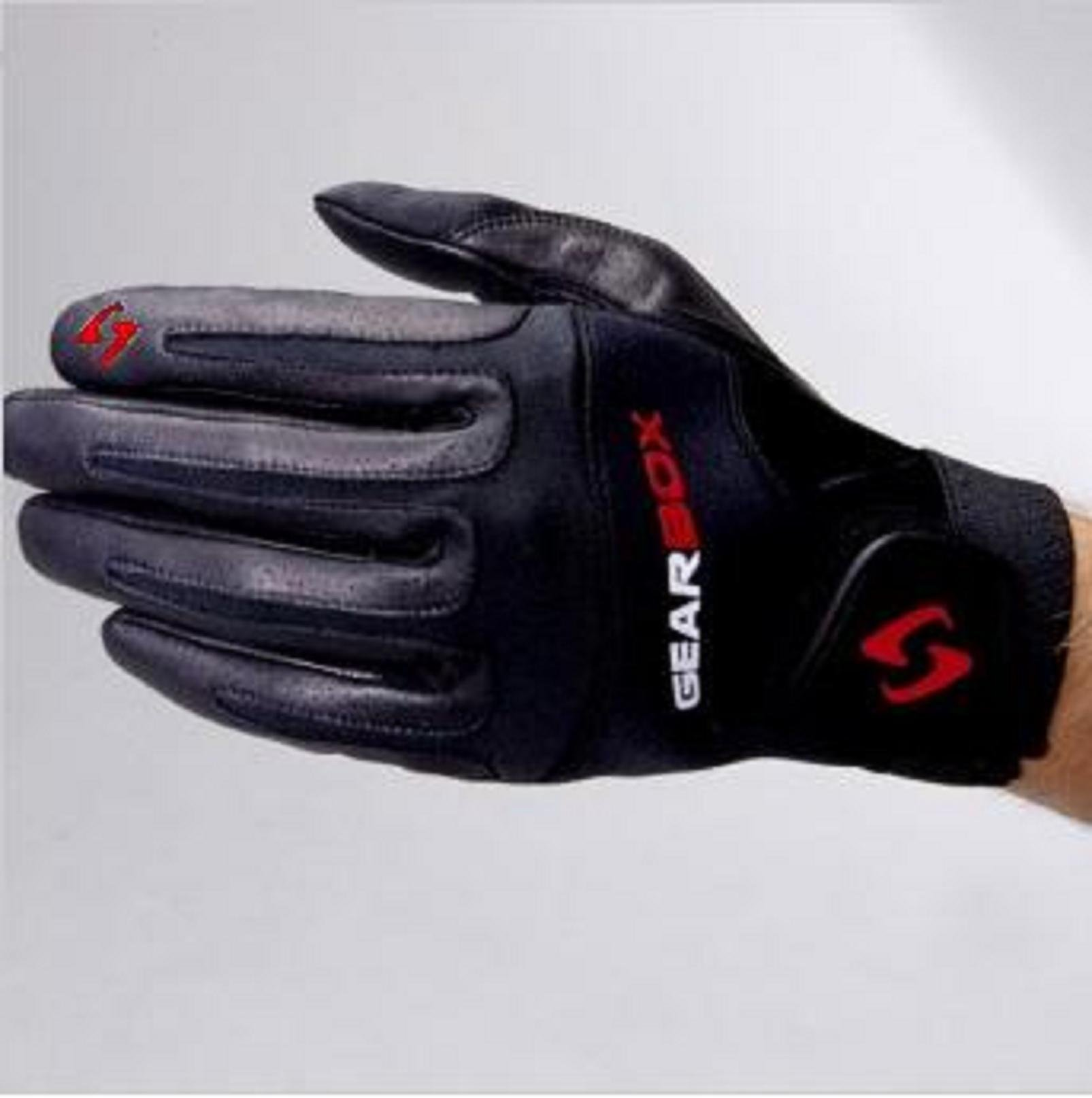 Gearbox Six (6) Extra Large Movement Racquetball Gloves Six Pack
