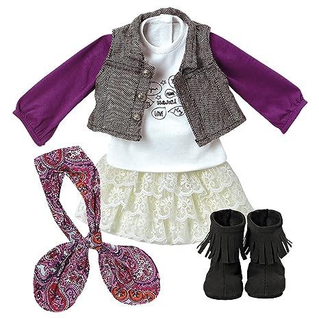 1018ab8835 Amazon.com  Adora Amazing Girls 18