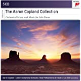 The Aaron Copland Collection: Orchestral Music And Music For Solo Piano
