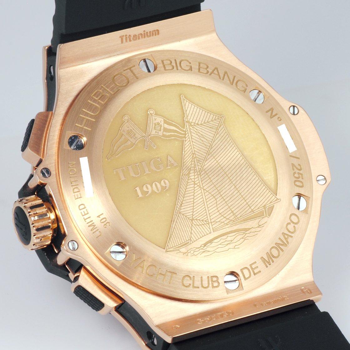 newest 113b1 af224 Amazon | [ウブロ] 腕時計 ビッグバン モナコヨットクラブ TUIGA ...