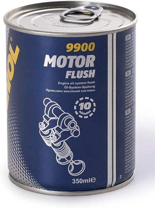 2x Mannol Motoröl System Spülung 9900 á 350ml Sport Freizeit