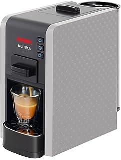 KREA es200s máquina para café espresso multicompatibile, Silver