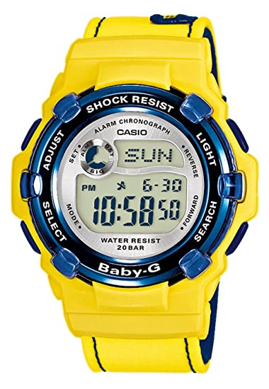 CASIO BABY-G BG-3002V-9ER - Reloj digital de cuarzo con correa