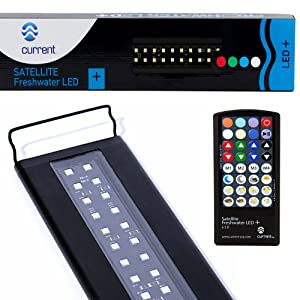 Current USA satellite freshwater LED plus light
