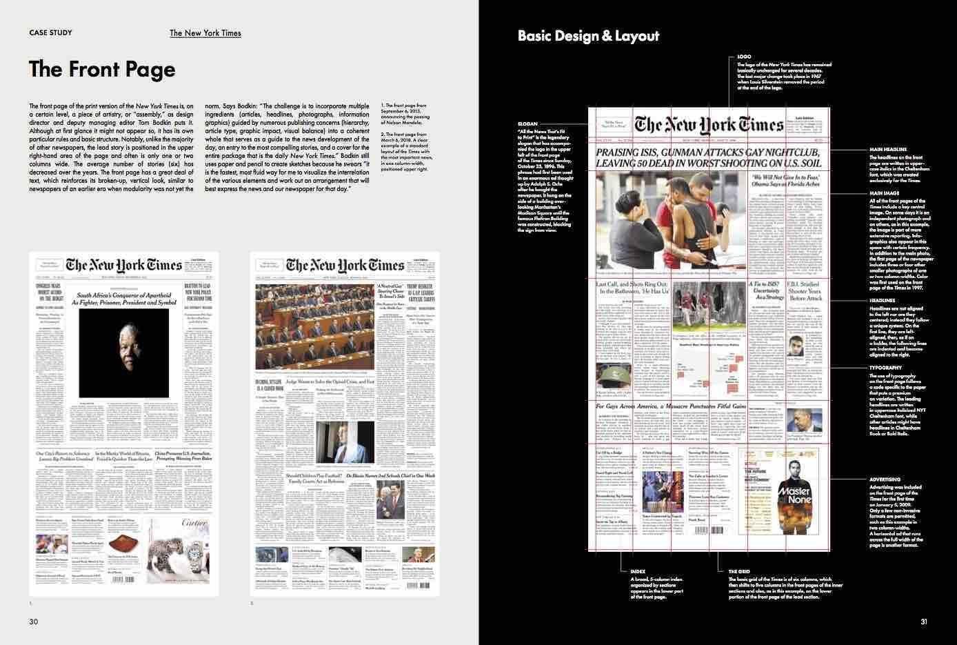 newspaper design anglais relié illustré 1 juillet 2018