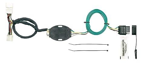 hopkins 42465 plug-in simple vehicle wiring kit