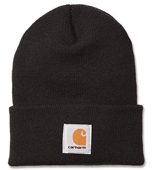 Carhartt A18 Bonnet beanie Watch hat (noir , black)