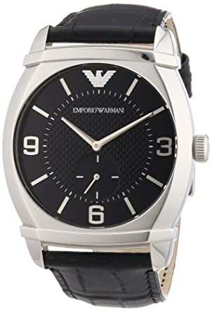 Emporio Armani AR0342 Men s Wrist Watch  Emporio Armani  Amazon.co.uk   Watches 129c5c1490489