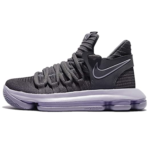 best sneakers ba5c6 6bd41 ... best nike kids zoom kd10 gs dark grey reflect silver youth size 5.5  98d24 3021d