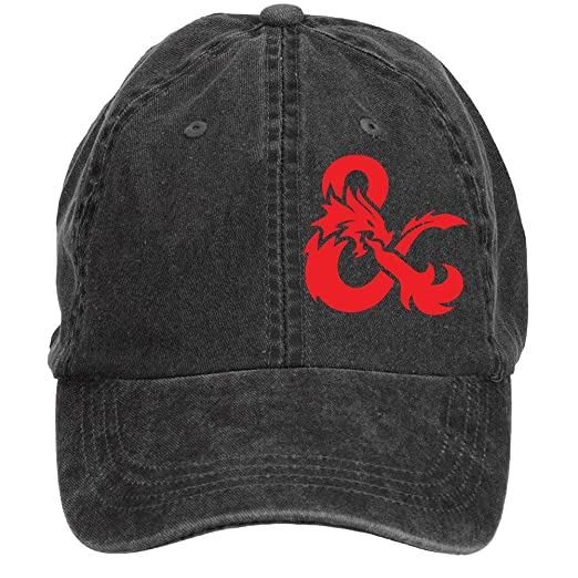 8fd9e59d51c Amazon.com  Creetive idea Mens Game Dungeons   Dragons Washed Cotton ...