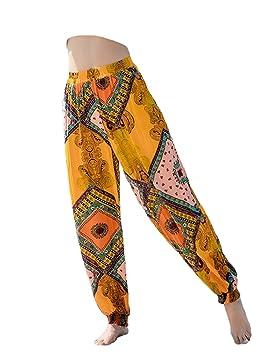 GZHGF Pantalones De Harem / Pantalones De Linterna Pantalones De Playa De Yoga / Pilates Dance