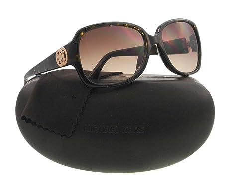 12037a3b23 Amazon.com  Michael Kors MK Harper Sunglasses M2789S 206 Tortoise 57 ...