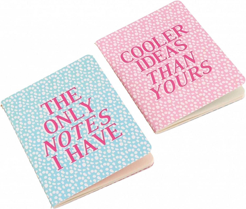 Sweet Tooth - Pack de 2 libretas tamaño A6 modelo The Only Notes I ...