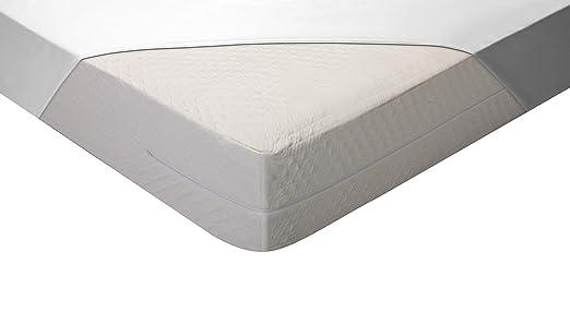 Pikolin Home - Funda de Colchón Bielástica, Antiácaros, Transpirable, cama 150, 150 x 190/200 cm (Todas las medidas): Amazon.es: Hogar