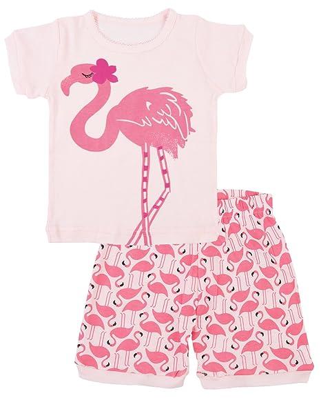 b8ac1d33f Tarkis Girls Novely Pyjamas Set Cartoon Pattern Nightwear Sleepwear ...