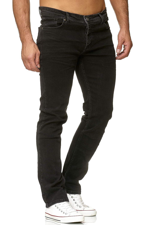 Reslad Jeans Herren Designer Slim Fit Basic Style Style Style Stretch Denim Jeanshose Männer Jeans Herren-Hose RS-2092 B07KSHXKDD Jeanshosen Überlegene Qualität 6b34eb