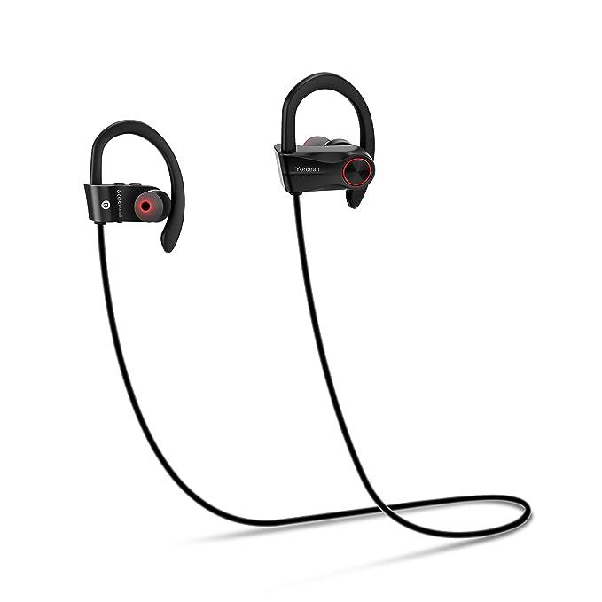 Auriculares Bluetooth Yordean, CSR 4.1, inalámbricos, Impermeables ...
