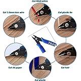 TDOK Wire Cutters Electronic Flush Cutter