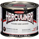 Herculiner HCL0B7-01 Truck Bed Liner, Black, 1 Quart
