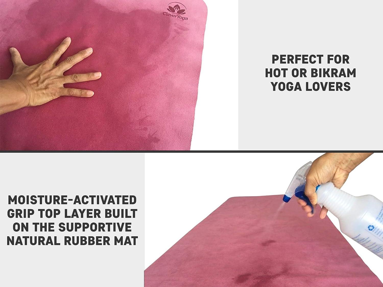 Clever Yoga De Yoga De Viaje - Ligero y Plegable - Super ...