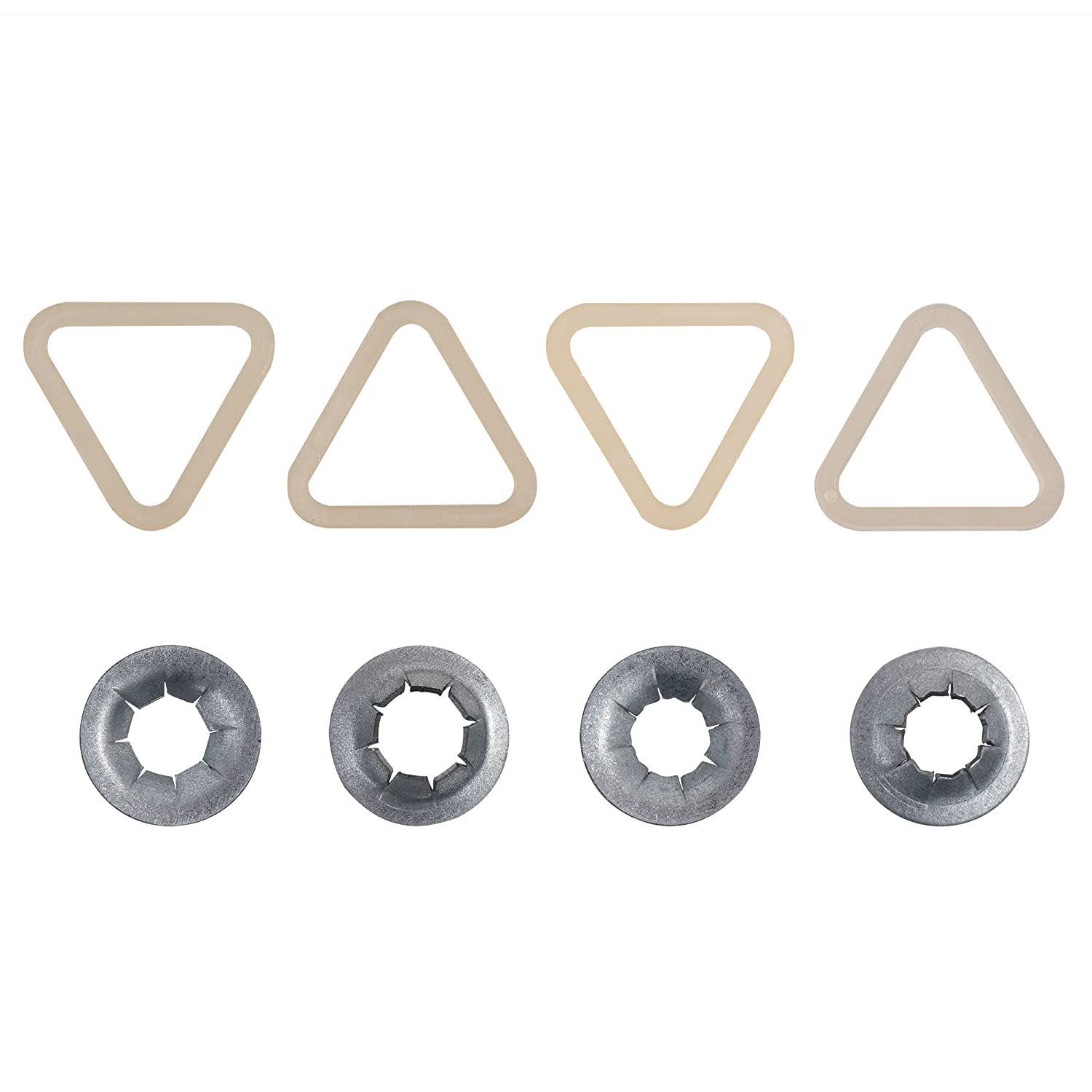 Ultra Durable 349241t Dryer Drum Roller Kit Replacement Wiring Diagram Whirlpool Ler7646jq0 By Blue Stars Exact Fit For Kenmore Replaces 349241 3397588