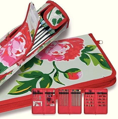 Prym 612205 - Estuche para Agujas de Punto, diseño Retro: Amazon.es: Hogar