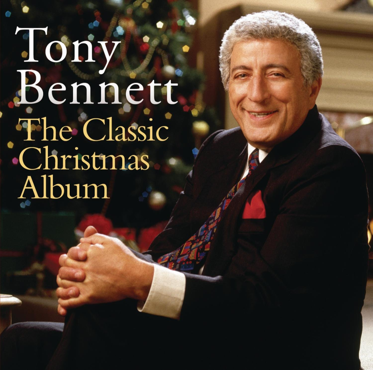 The Classic Christmas Album by Tony Bennett: Amazon.co.uk: Music
