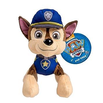 Paw Patrol – Pup Pals – Chase – Mini Peluche La Patrulla Canina