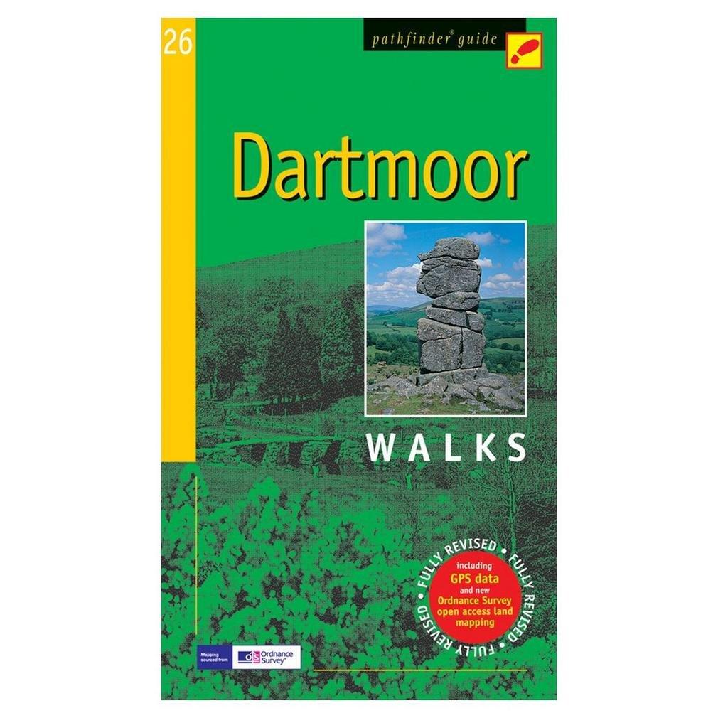 Pathfinder Dartmoor Walks-Führer, Gemischt, Einheitsgröße