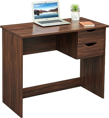 Brown Computer Desk Writing Study Table