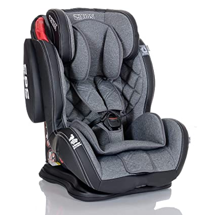 LCP Kids Silla de coche para bebé, 9 – 36 kg, grupo 1/2/3 ...