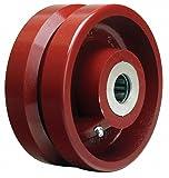 "6"" Caster Wheel, 2500 lb. Load Rating, Wheel"