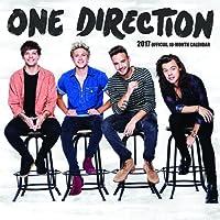One Direction 2017 Mini 7x7 Global Calendar