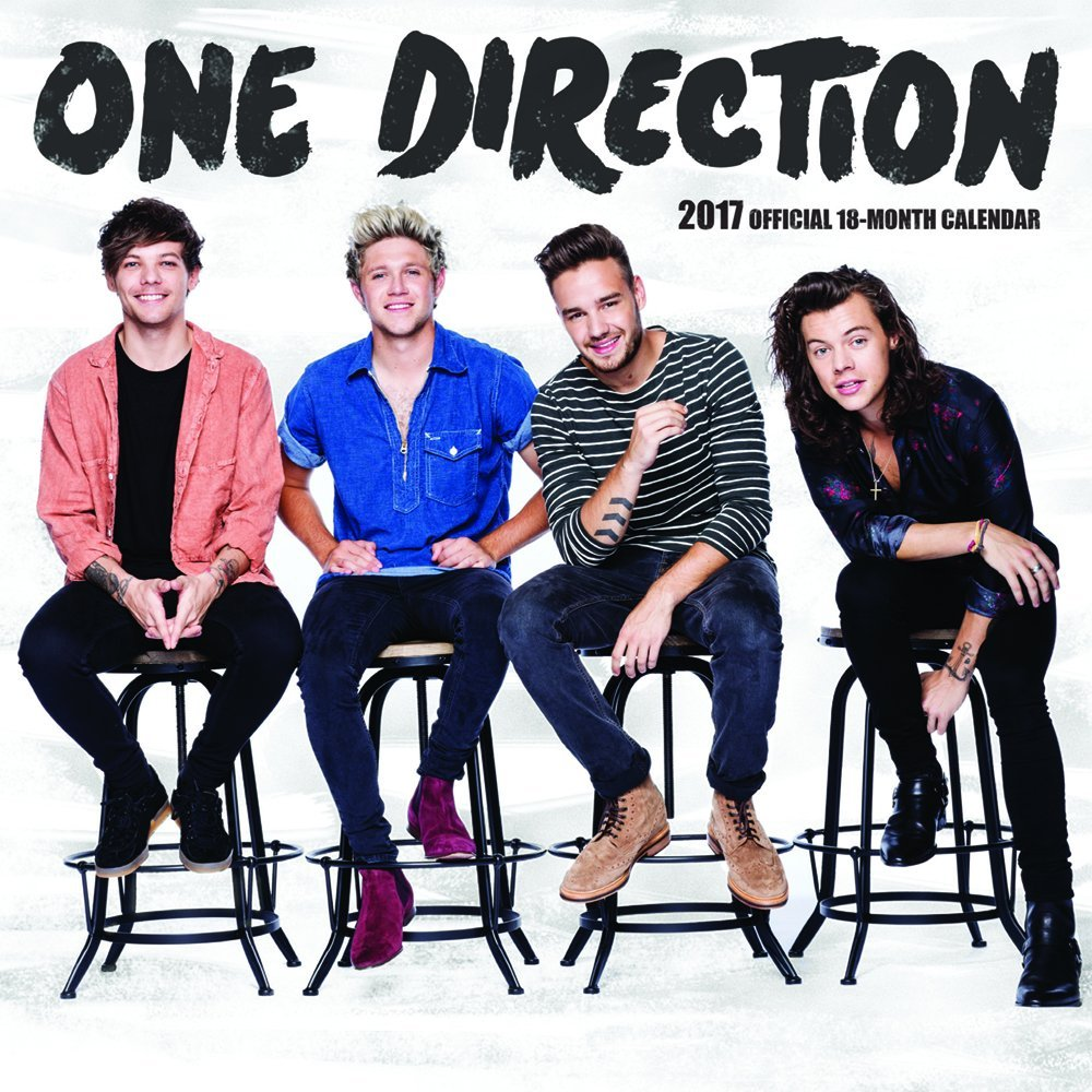 One direction 2017 calendar amazon browntrout publishers books stopboris Image collections
