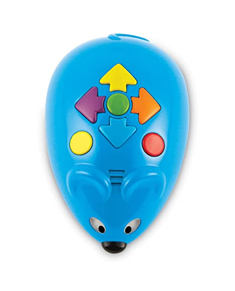 Amazon.com: Learning Resources Code & Go Robot Mouse Activity Set ...