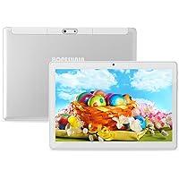 HOPESUNIN Tableta Android de 10 Pulgadas, Equipada con Android 10.0 ultrarrápida, 4GB RAM, 64GB ROM-certificación gsm de…