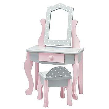 Amazon.com: Olivia\'s Little World - Princess 18 inch Doll Furniture ...