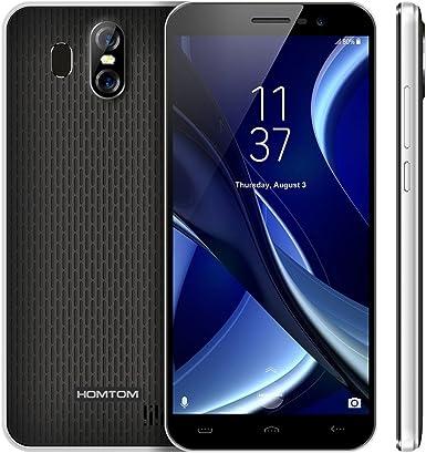 Homtom S16 desbloqueado Smartphone 2 GB + 16GB Dual cámaras ...