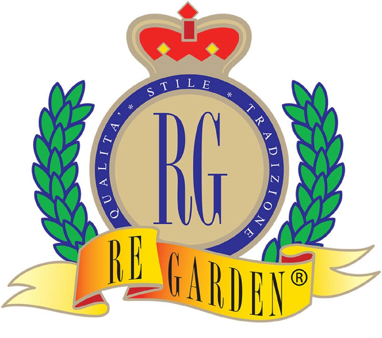 Cuscino a Righe Poltrona Alta Re.Garden
