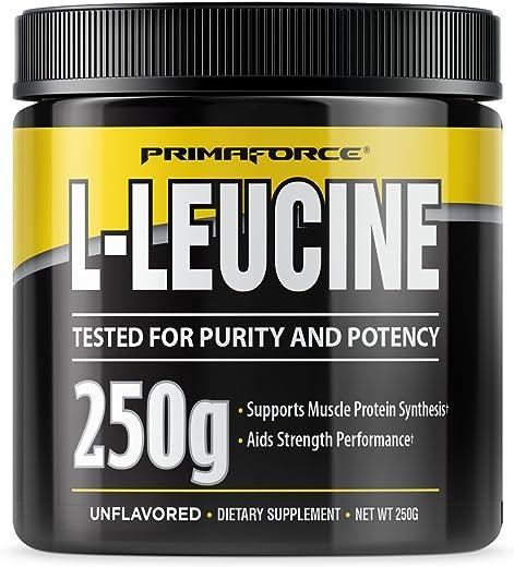Primaforce L-Leucine, 250 Gram