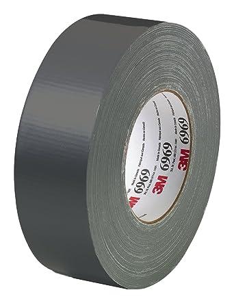 3M Duct Tape Black 48 Millimeter by 54.8 Meter