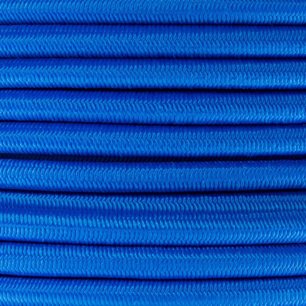 """1//16 1//2 inch Crafting Stretch String 10 25 50 /& 100 Foot Lengths Made in USA 1//4 1//8/"""" 3//16 PARACORD PLANET Elastic Bungee Nylon Shock Cord 2.5mm 1//32 5//8 5//16 3//8"""