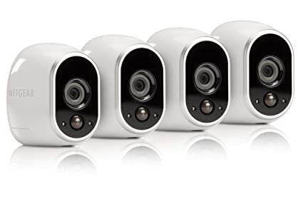 f48807ad883 Amazon.com  Arlo - Wireless Home Security Camera System with Motion ...