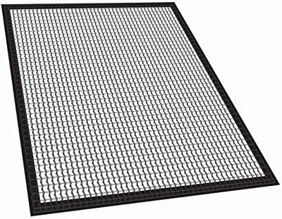 Masterbuilt 20090215 Fish and Vegetable Cooking Mat for Smoker, 30-inch Black