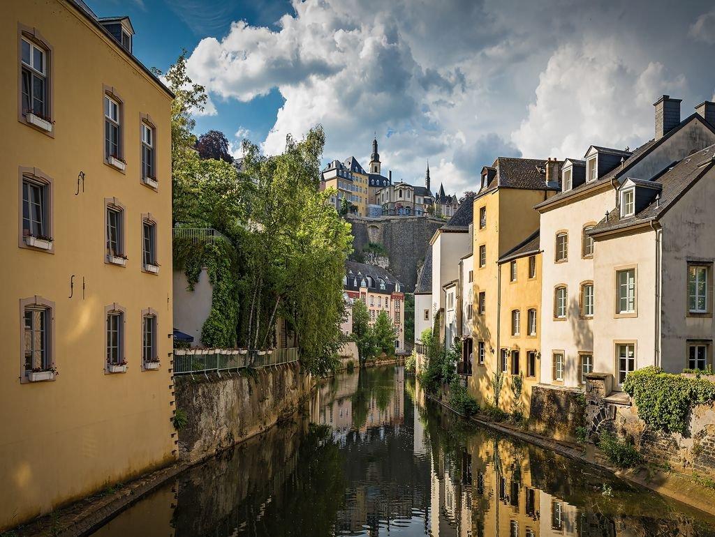 Lais Puzzle Lussemburgo 2000 Pezzi