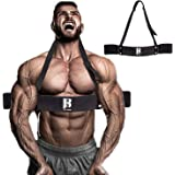 RIMSports Arm Blaster for Biceps & Triceps Arm Blaster for Weight Lifting Bicep Blaster and Bicep Curl Support for Bodybuildi