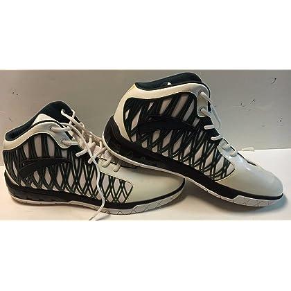 a3026bce7a15 Kevin Garnett KG Game Worn Boston Celtics Sneakers Shoes HOF